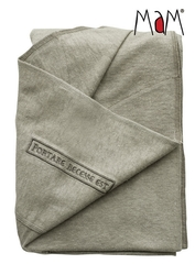 Слинг трикотажный MaM ECO One, до 18 кг, цвет 'Серый' (конопля 55%, органический хлопок 45%)