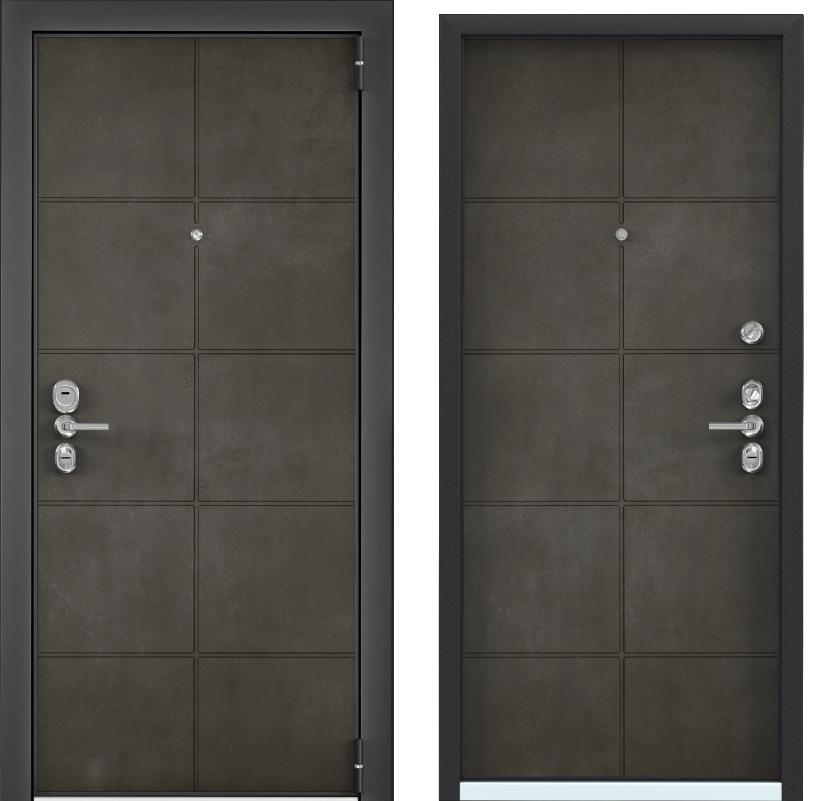 Входные двери с шумоизоляцией Torex Ultimatum Next NT-1 бетон тёмный NT-1 бетон тёмный ultimatum-next-nt-1-beton-temn.png
