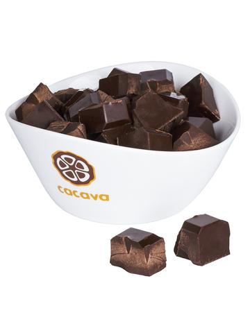 Тёмный шоколад 70 % какао (Перу, Good Fermented), внешний вид