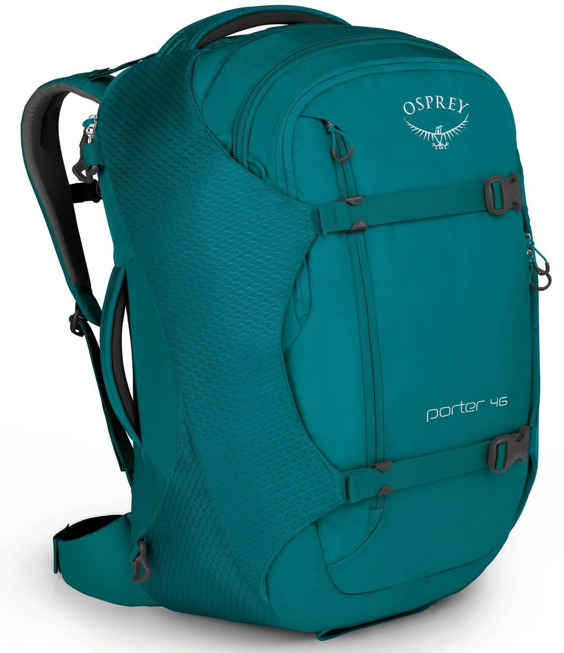Сумки-рюкзаки Сумка-рюкзак Osprey Porter 46 Mineral Teal Porter_46_F17_Side_Mineral_Teal_web.jpg