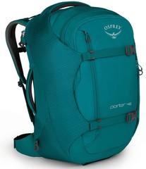 Сумка-рюкзак Osprey Porter 46 Mineral Teal