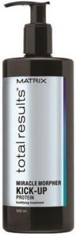 Молекулярный концентрат для объёма волос Kick Up Protein, Matrix Miracle Morphers,500 мл.