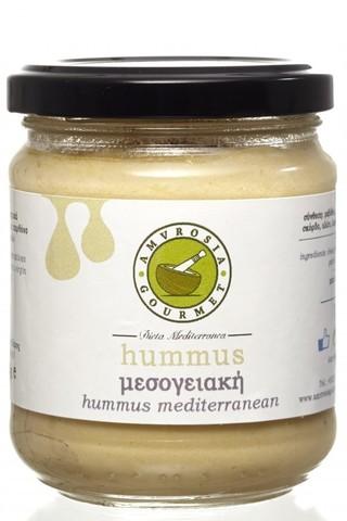 Хумус греческий Amvrosia Gourmet 200 гр.