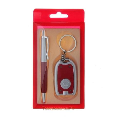 Набор:ручка+брелок MML14457