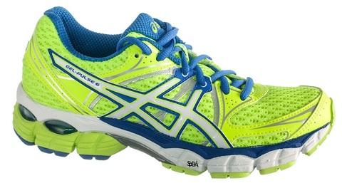 Asics Gel-Pulse 6 кроссовки для бега женские (0701)