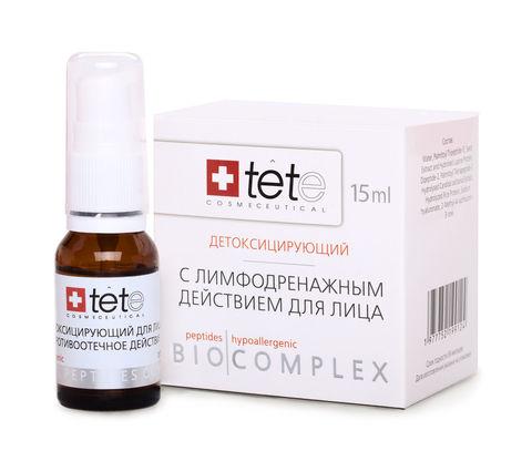 Tete Биокомплекс детоксирующий - С лимфодренажным действием
