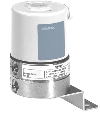 Siemens QBE63-DP01