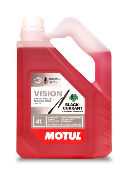 """Motul Vision (-20С) Незамерзающая жидкость """"Смородина"""""""