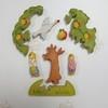 Гуси-лебеди яблоня