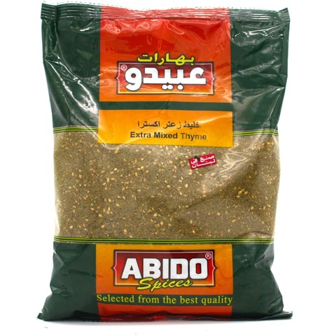 Затар Extra Mixed Thyme, Abido Spices, 500 г