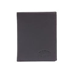 Визитница Klondike Claim, коричневая, 8х1,5х10,5 см