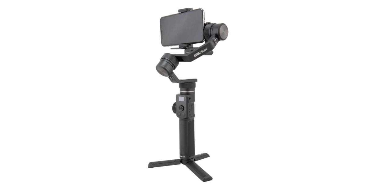Стабилизатор трехосевой Feiyu FY-G6 Max со смартфоном