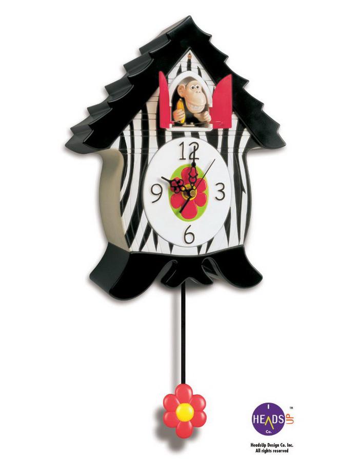 Часы настенные с кукушкой Lowell 50033