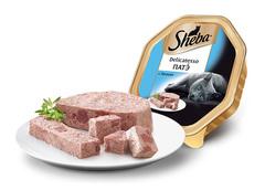 Sheba Delicatesso Патэ с лососем 85 гр
