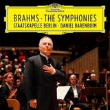 Daniel Barenboim, Staatskapelle Berlin / Brahms: Symphonies (4CD)