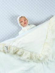 Конверт одеяло Мария (кремовый)