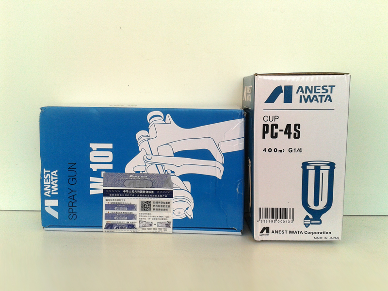 IWATA 101 E1 дюза 1.0