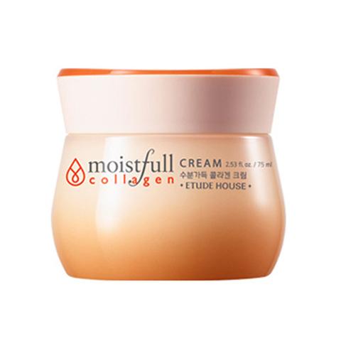 Увлажняющий Крем Etude House Moistfull Collagen Cream 75ml