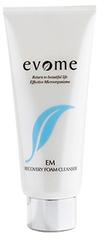 Восстанавливающая пенка для умывания, Evome