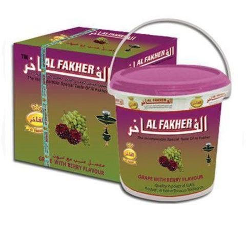 Al Fakher - Виноград с ягодой, килограмм