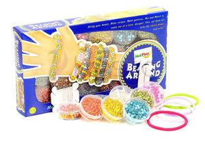 Товары для детей Набор бисера для плетения и вышивания Beading Around beading_around_BUY.jpg