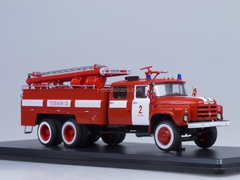 ZIL-133GYa AC-40 fire engine 181A Start Scale Models (SSM) 1:43