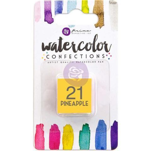 Акварельные краски штучно Prima Watercolor Confections Watercolor Pan Refill - Цвет 21