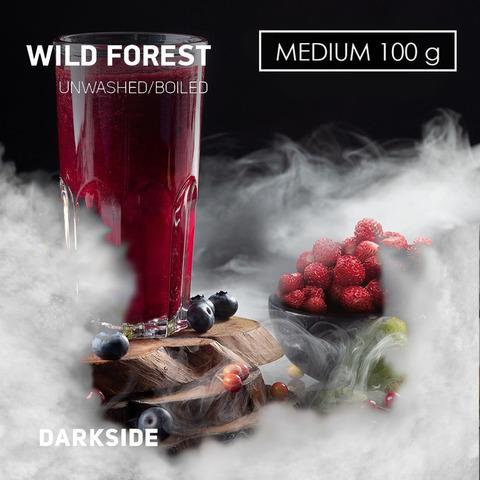 Табак Dark Side 100 г MEDIUM Wild Forest