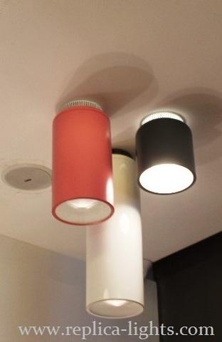 Aspen lamp by Werner Aisslinger ( ceiling )