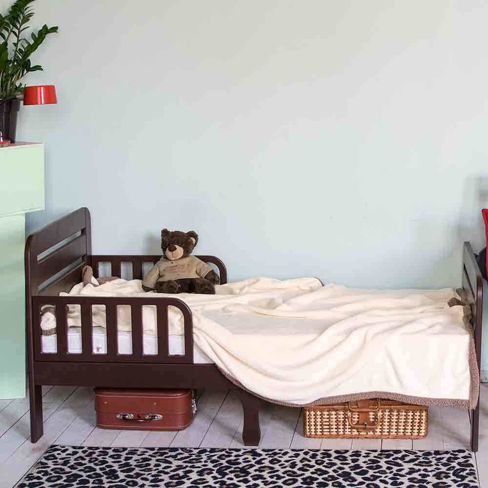 Кровать подростковая Феалта-baby Охта, шоколад