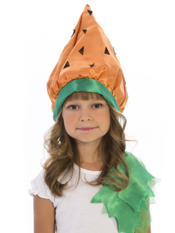 Шапочка Морковка 1