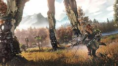 Sony PS4 Horizon Zero Dawn (русская версия)