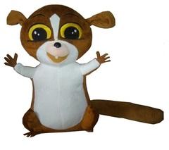 Мадагаскар мягкая игрушка лемур Морт в ассортименте