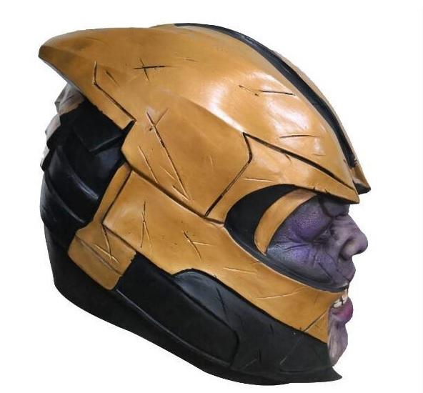 Мстители Война бесконечности маска Таноса в ассортименте