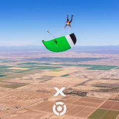 парашют XFire