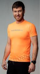 Футболка Nordski Logo Orange 2020 мужская