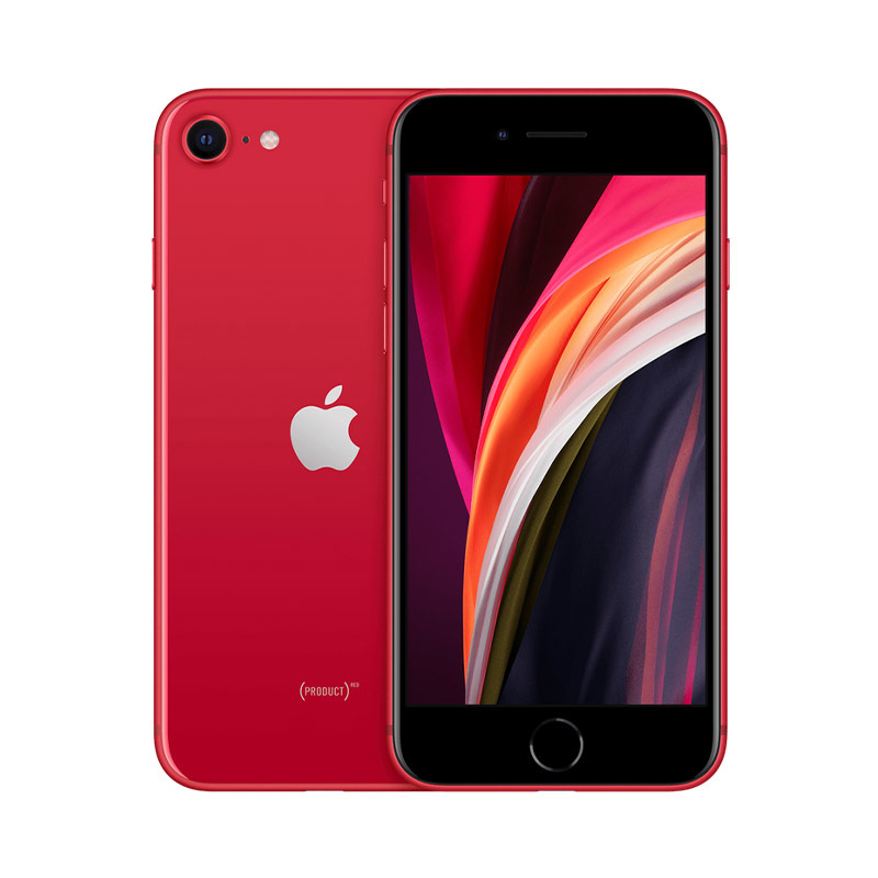 iPhone SE (2020), 64 ГБ, (PRODUCT)RED
