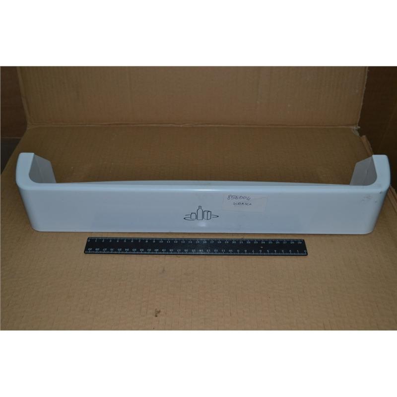 Ariston/Indesit/Stinol Полки для холодильников: Балкон двери нижний (большой с пикт.) 'Стинол' для холодильника INDESIT (ИНДЕЗИТ) 856004