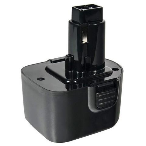 Аккумулятор для DeWALT ПРАКТИКА 12В, 2,0Ач, NiCd, коробка (038-807)
