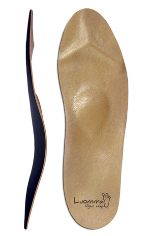 Стельки ортопедические каркасные женские для модельной обуви LUOMMA