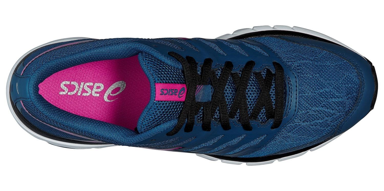 Женские беговые кроссовки Asics Gel-Zaraca 4 (T5K8N 5335) синие фото