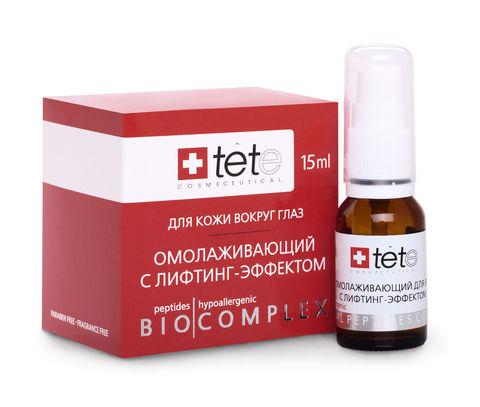 Tete Биокомплекс омолаживающий - Для век с лифтинг-эффектом