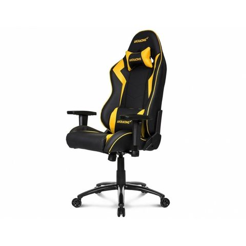 Игровое Кресло AKRacing OCTANE (AK-OCTANE-YW) black/yellow