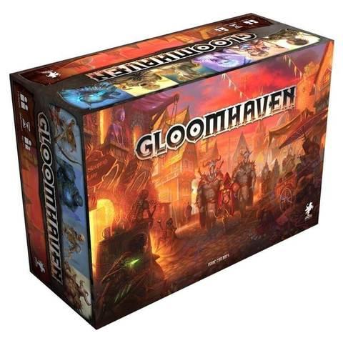 Gloomhaven 2nd Edition (на английском языке)