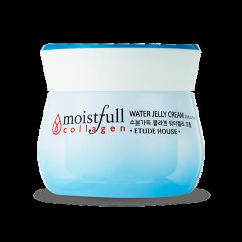 Крем Гель Etude House Moistfull Collagen Water Jelly Cream 75ml