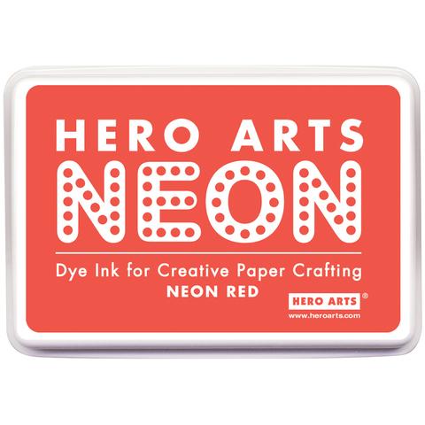 Штемпельная подушечка NEON от HERO ARTS