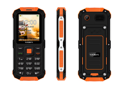м/т Texet TM-501R (Black/Orange)