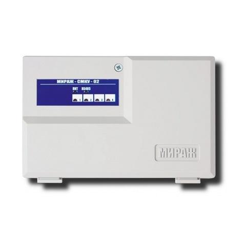 Сетевой модуль контроля и управления Мираж-СМКУ-02