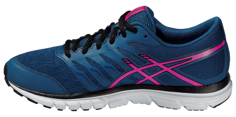 Женские спортивные кроссовки Asics Gel-Zaraca 4 (T5K8N 5335) синие фото
