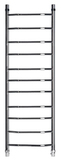 Полотенцесушитель   водяной  L45-154  150х40